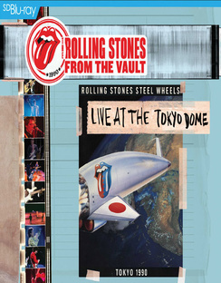 Rolling Stones: From the Vault Live at the Tokyo Dome 1990 (Blu-ray) by Uni Dist Corp