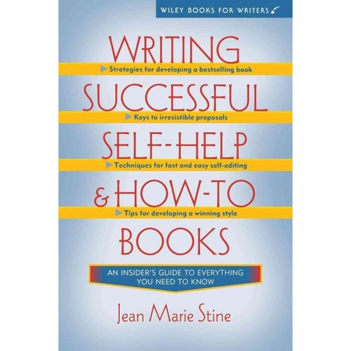 writing a self help book I'm routinely approached by writers who are interested in starting a self-help blog or writing a self-help book i have toyed with the idea of writing a career advice.