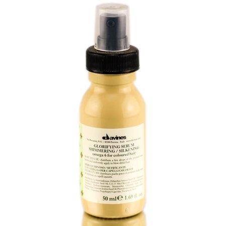 Davines Glorifying Shimmering / Silkening Serum - Size : 1.69 oz