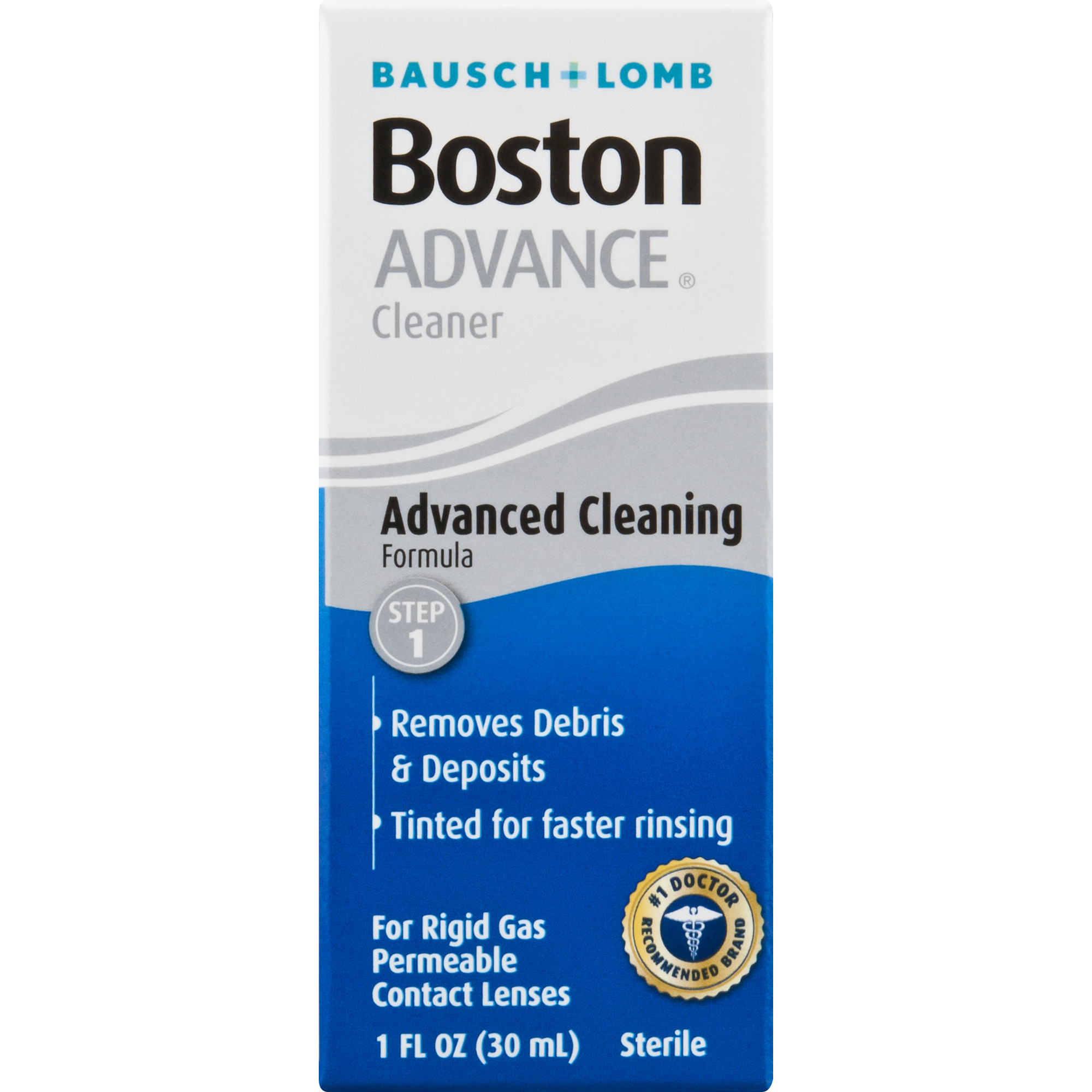 Bausch & Lomb Boston Advance Formula Cleaner, 1 fl oz