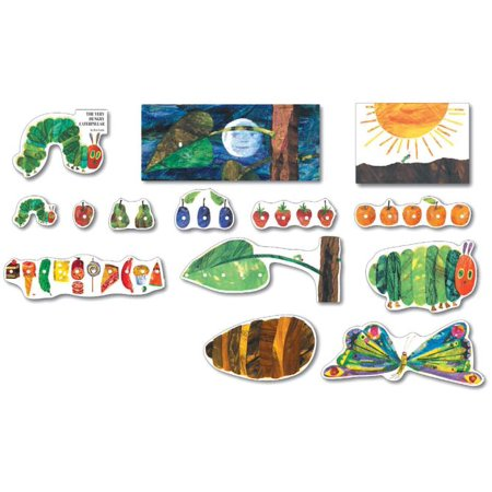 Bulletin Board Ideas For Middle School (The Very Hungry Caterpillar(tm) Bulletin Board Set)