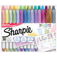 Sharpie S-Note Creative Markers, Highlighters