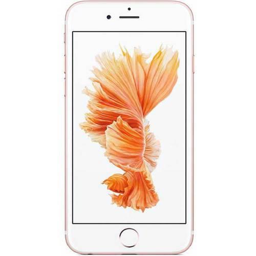 Apple iPhone 6s Plus 128GB GSM 4G LTE 12MP Smartphone (Unlocked), Rose Gold