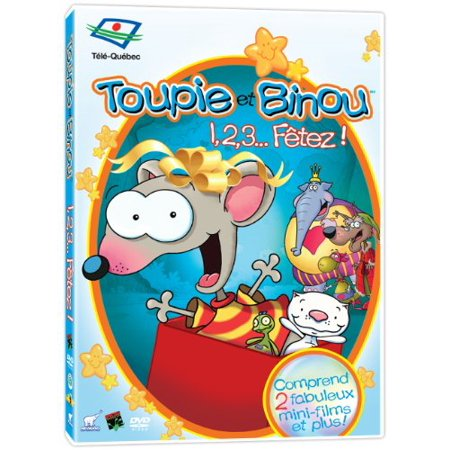 TOOPY AND BINOO: LET'S CELEBRATE - Toopy Binoo Halloween