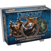Descent Journeys in the Dark Second Edition: Crusade of the Forgotten Collection Pack