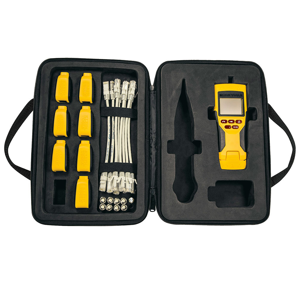 Klein Tools VDV501-826 VDV Scout Pro 2 LT Tester & Test-n-Map Remote Kit