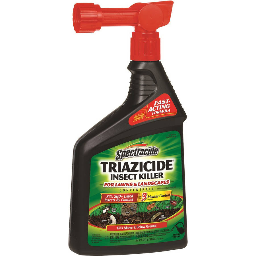Spectracide Triazicide for Lawns and Landscapes Concentrate Ready-to-Spray, 32 oz