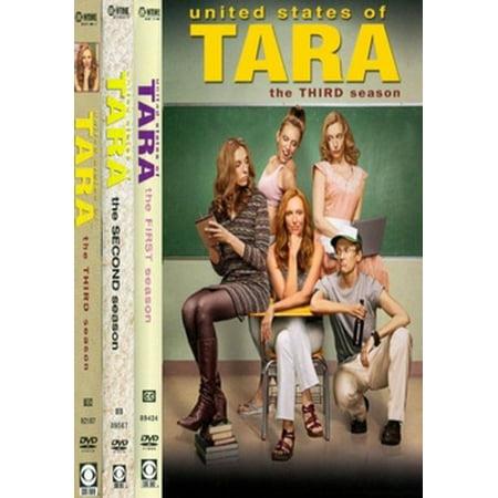 United States of Tara: Seasons 1-3 (DVD) - Halloween Season Floor 13