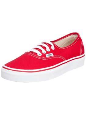 b787e6b0ddef Product Image Vans VN-0EE3RED  Unisex Authentic Skate Red Unisex Sneakers  (8.5 US Men 10