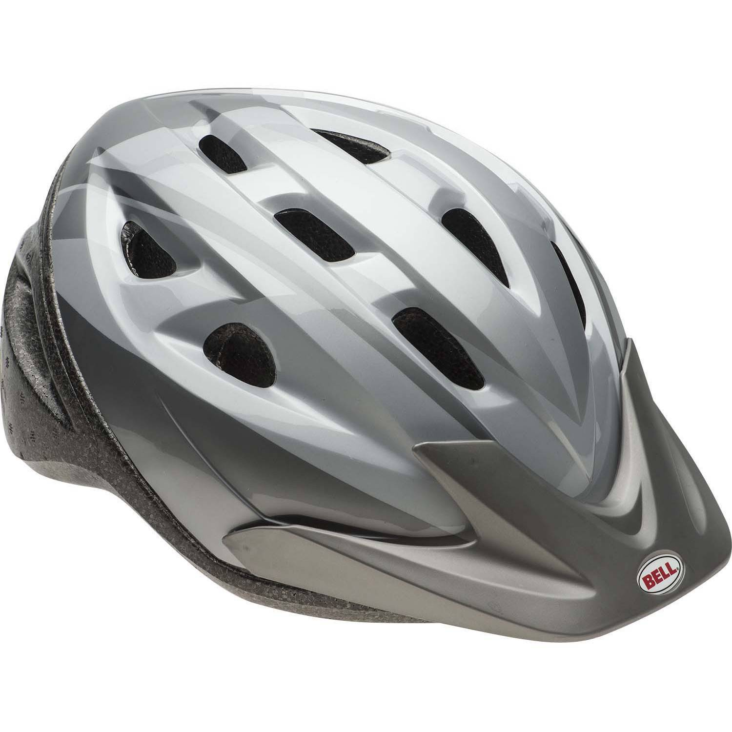 Bell Sports Rig Black Titanium Fang Adult Helmet
