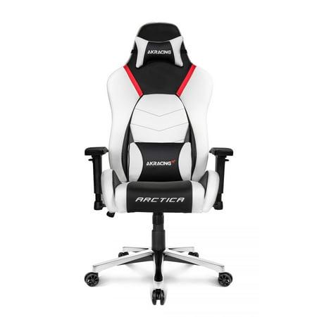 Akracing Premium Gaming Chair Arctica Walmart Com