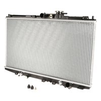 Denso First Time Fit Radiator, Plastic Tank
