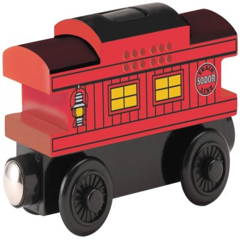 Learning Curve - Thomas Wooden Railway - Musical Caboose
