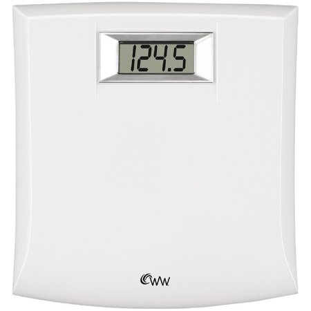 Conair Weight Watchers Compact Scale, 10