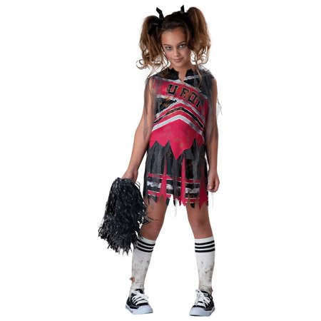 Spiritless Cheerleader Child Costume - XXX-Large](Dallas Cowboys Cheerleader Costume For Kids)