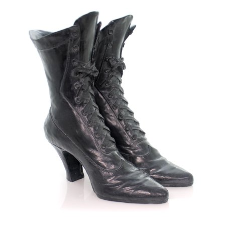 Halloween HIGH TOP SHOE Polyresin Witch's Boot Gallerie II Cnt72226 (Halloween Shoes)