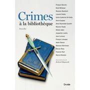 Crimes à la bibliothèque - eBook