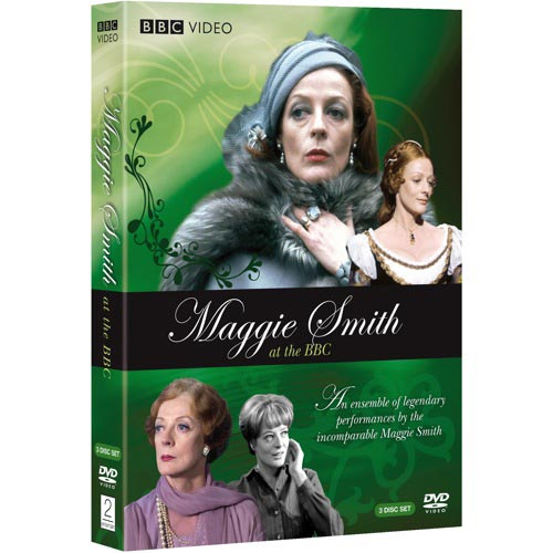 Maggie Smith At The BBC: The Merchant Of Venice / The Millionairess / Bed Among The Lentils / Suddenly, Last Summer (Full Frame)