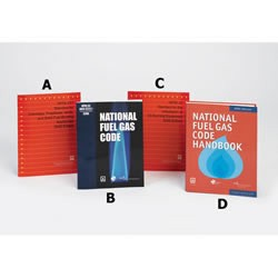 Book, Nfpa Fuel Gas Handbook
