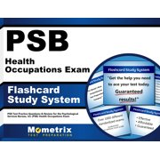 PSB Health Occupations Exam Flashcard Study System: PSB Test Practice Questions   Review for the Psy