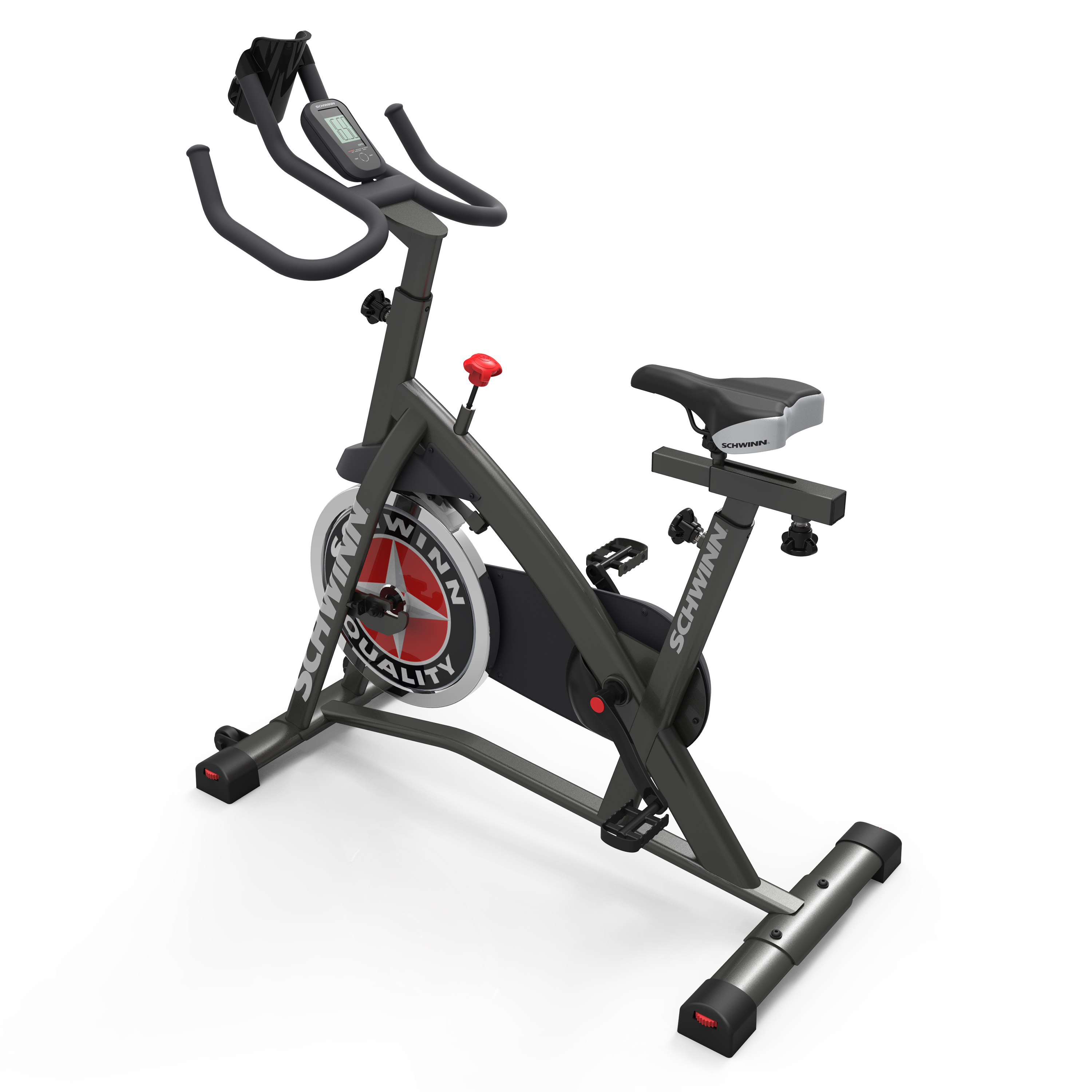Schwinn Ic2 Indoor Cycling Bike With 31 Lb Flywheel Walmart Com