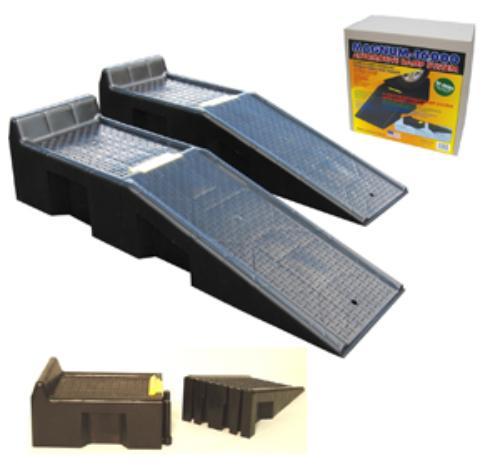 Magnum Automotive Group 1002-01 Magnum 16 000 Lb Automotive Ramp System