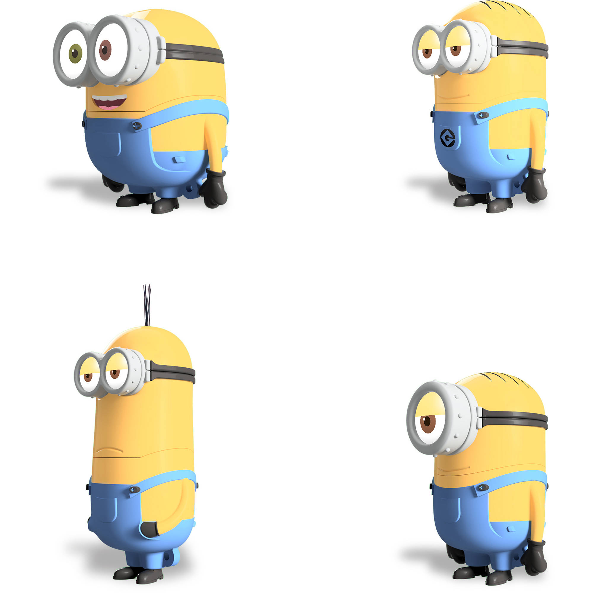 EP Minions 32GB USB Flash Drive: Dave, Kevin, Stuart, Bob, 4-Pack
