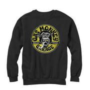 Gas Monkey Men's Logo Circle Sweatshirt