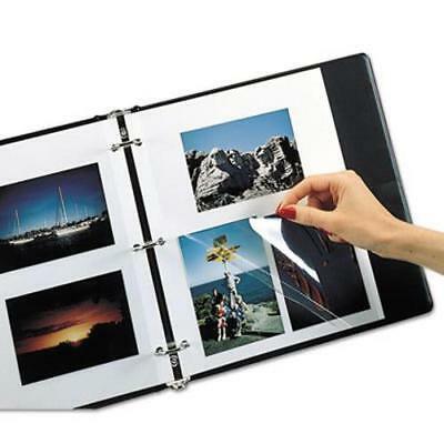 C-line Redi-Mount Photo Mounting Sheets, 11 x 9, - Redi Mount Photo