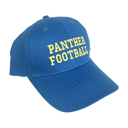 Panther Football Baseball Cap Eric Taylor Hat Friday Night Lights Coach TV (Hat Baseball Football Cap)