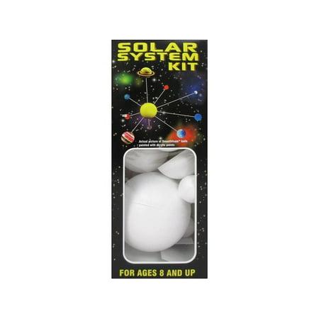 Plasteel Smoothfoam Solar System Kit
