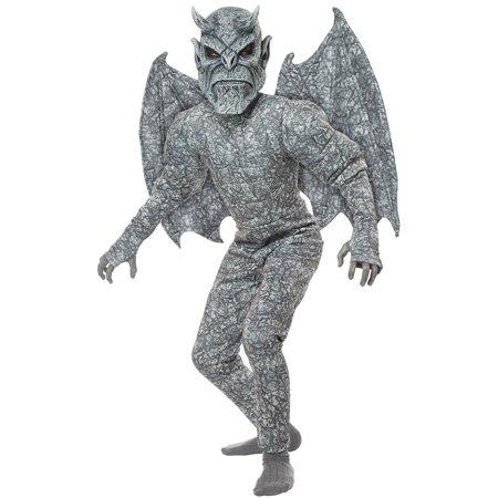 Ghastly Gargoyle Child Costume - Kids Gargoyle Costume