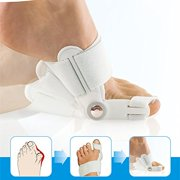 VeniCare Bunions Pain Relief Cushion Corrector Splint Big Toe Spreaders Appliance Protectors Toe Separators Straightener Therapeutic Relaxing Alignment for Feet