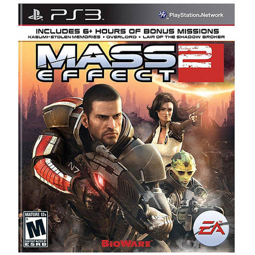 Mass Effect 2  (PS3) - Pre-Owned