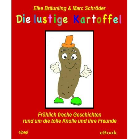 Die lustige Kartoffel - eBook](Lustige Gruselgeschichte Halloween)