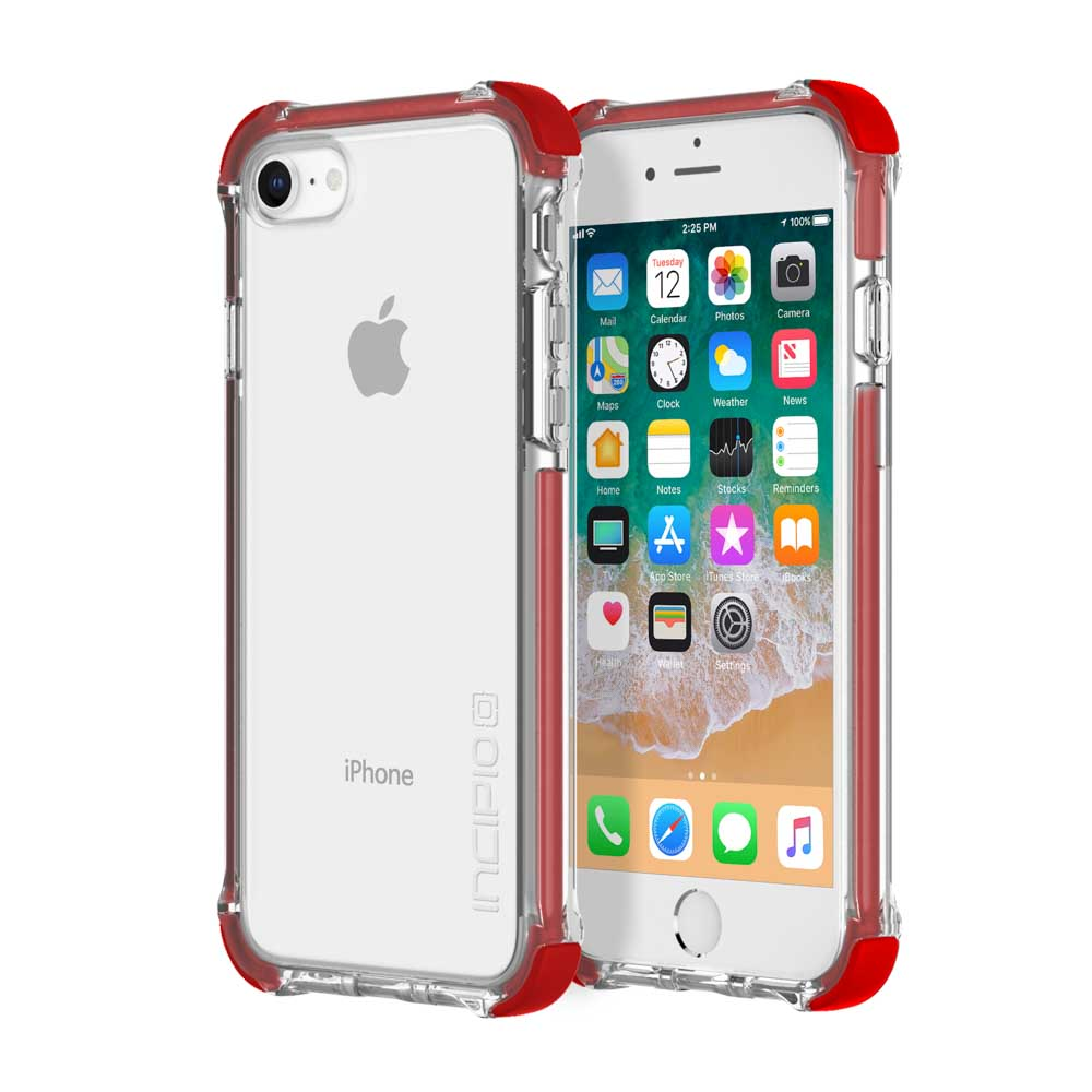 Incipio Reprieve [SPORT] iPhone 8 Case with Reinforced Shock-Absorbing Corners for iPhone 8 - by INCIPIO
