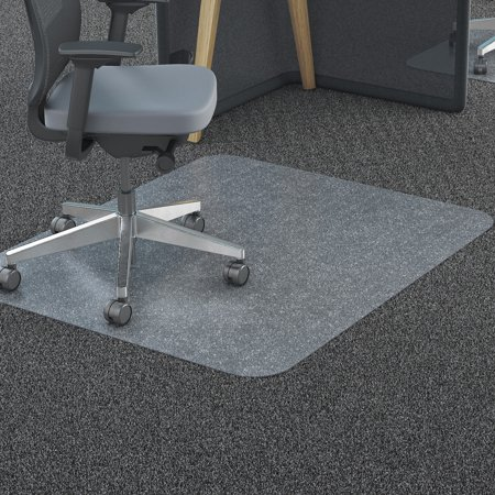 "36"" x 48"" Rectangular Heavy Duty Chair Mat for Hardwood Floor"