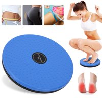 LYUMO Body Shaping Twisting Waist Machine Rotating Board Female Twister Sports Equipment (Blue), Sports Equipment ,Twisting Machine