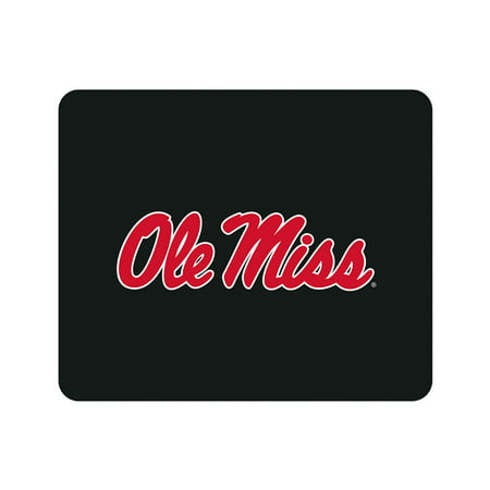 University of Mississippi Black Mouse Pad, Classic V1 Classic Mickey Mouse Pad