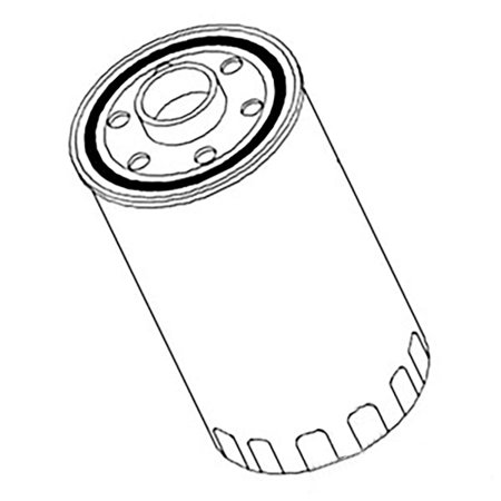 3386701M1 New Massey Ferguson MF Tractor Hydraulic Filter