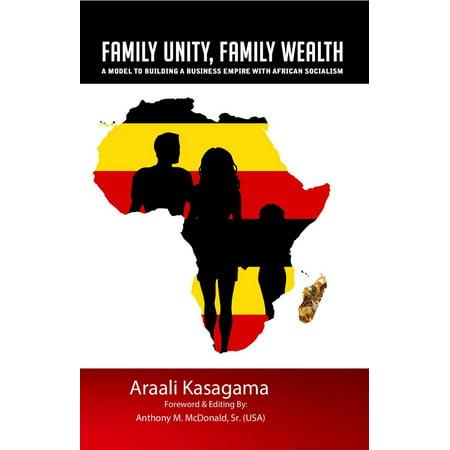Family Unity Medallion - Family Unity, Family Wealth - eBook