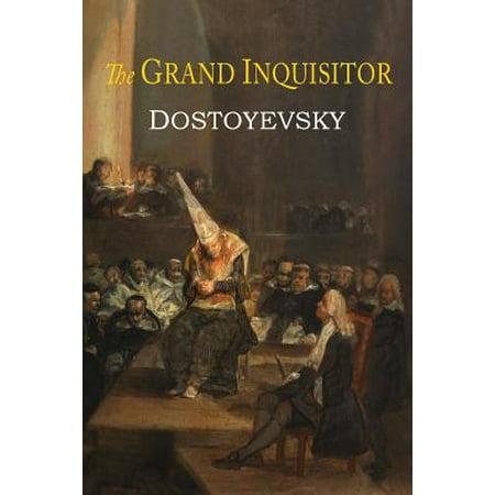 The Grand Inquisitor Paperback Walmart