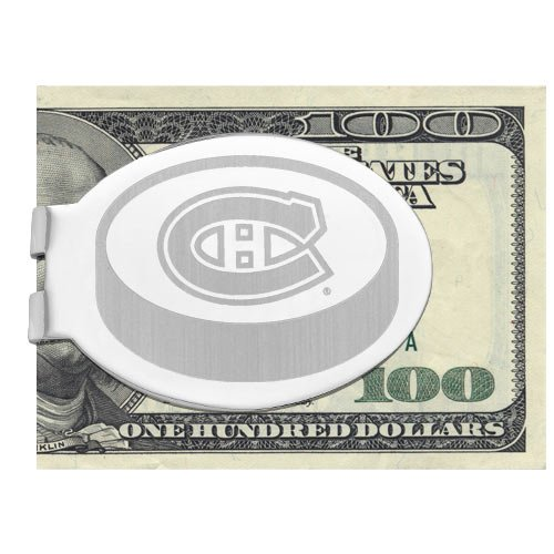 Montreal Canadiens MONTREAL CANADIENS ENGRAVED MONEY CLIP