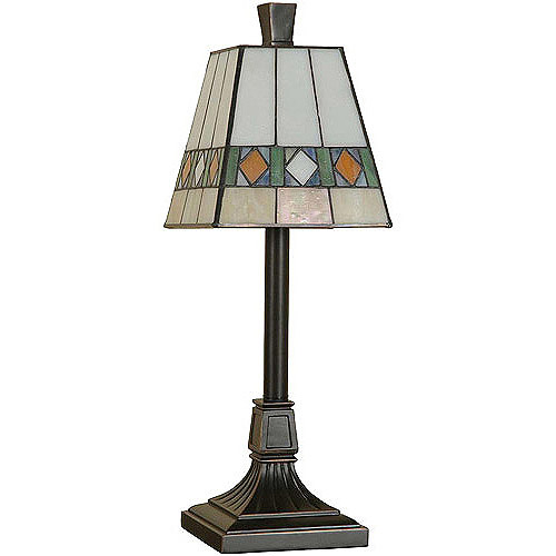 Better Homes And Gardens Oil Rubbed Bronze Table Lamp With Gold
