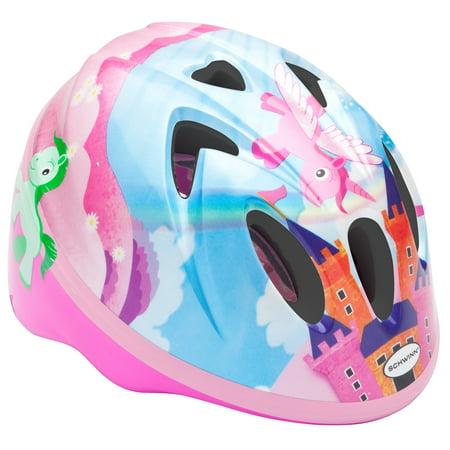Schwinn Adjustable Fit Unicorn Helmet, Infant