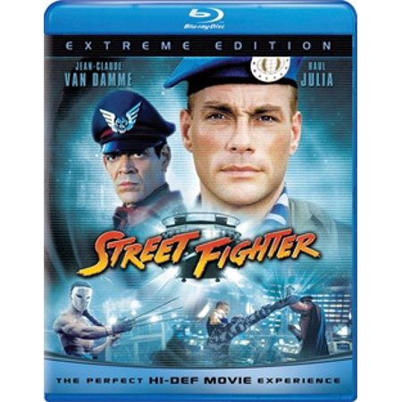 Street Fighter (Blu-ray) (Best Street Fighter 4 Player In The World)