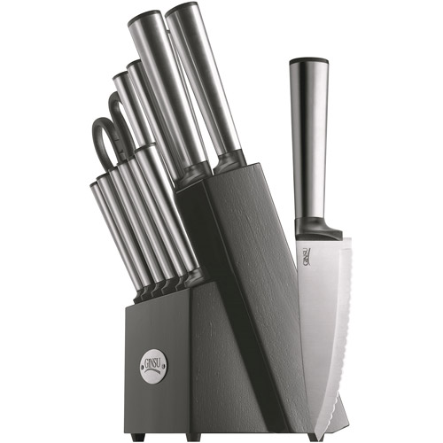 Ginsu Koden Series 14 Piece Cutlery Block Set II