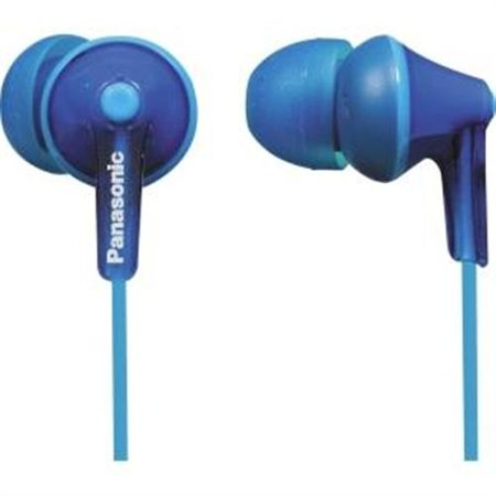 Panasonic Canal Insidephone - Stereo - Blue - Mini-phone - Wired - 10 Hz 24 Khz - Earbud - Binaural - In-ear - 3.61 Ft Cable (Instrument To Examine The External Ear Canal)