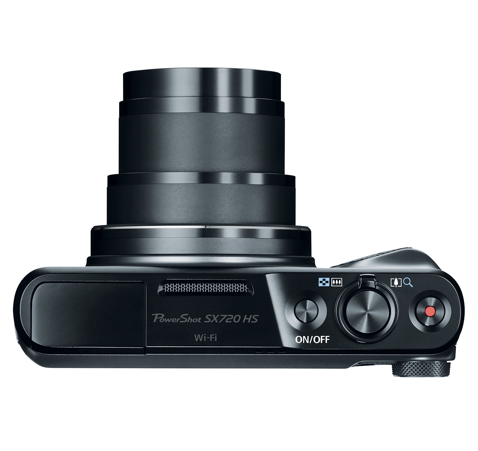 Canon 1070c001 20.3-megapixel Powershot Sx720 Hs Digital Camera