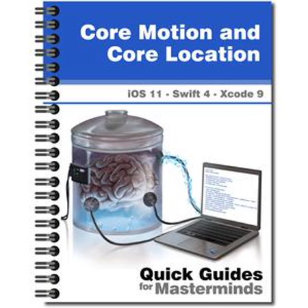 Core Motion and Core Location - eBook
